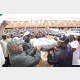BUGENDANA : LES NATIFS CONTRIBUER 50 SACS DE CIME NT POUR APPUYER LA CONTRUCTION DE L'ECOLE DE MAKABA